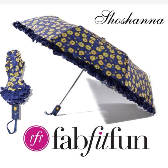 SHOSHANNA Daisy Daydream Umbrella
